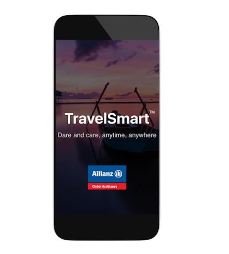The redesigned TravelSmart app makes it easier than ever to get help when traveling and manage your Allianz Global Assistance travel insurance policy.