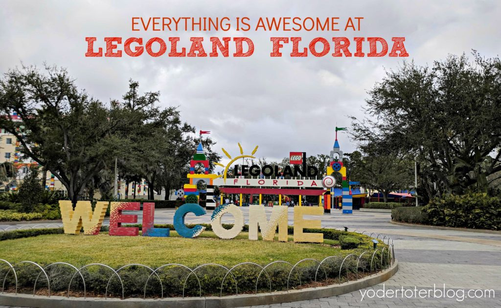 LEGOLAND Florida is awesoome for families. The LEGOLAND theme park has much to offer for small children, here are the things we enjoyed, plus tips for if you go.
