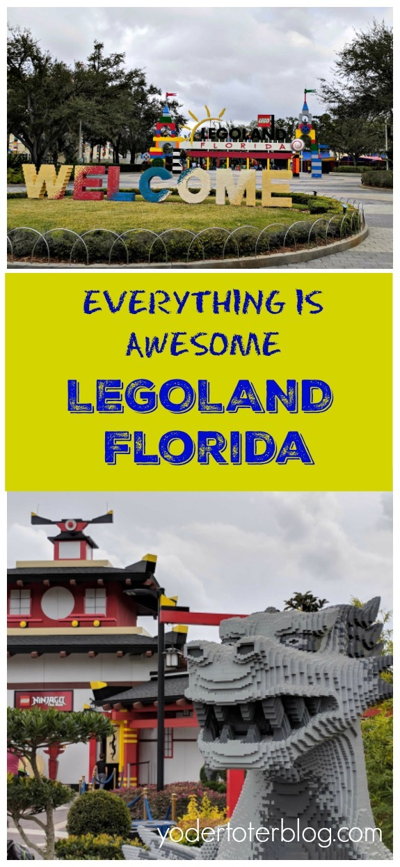 LEGOLAND Florida is a perfect theme park for young families. Here's my review of our visit to LEGOLAND Florida plus our favorite rides and attractions.