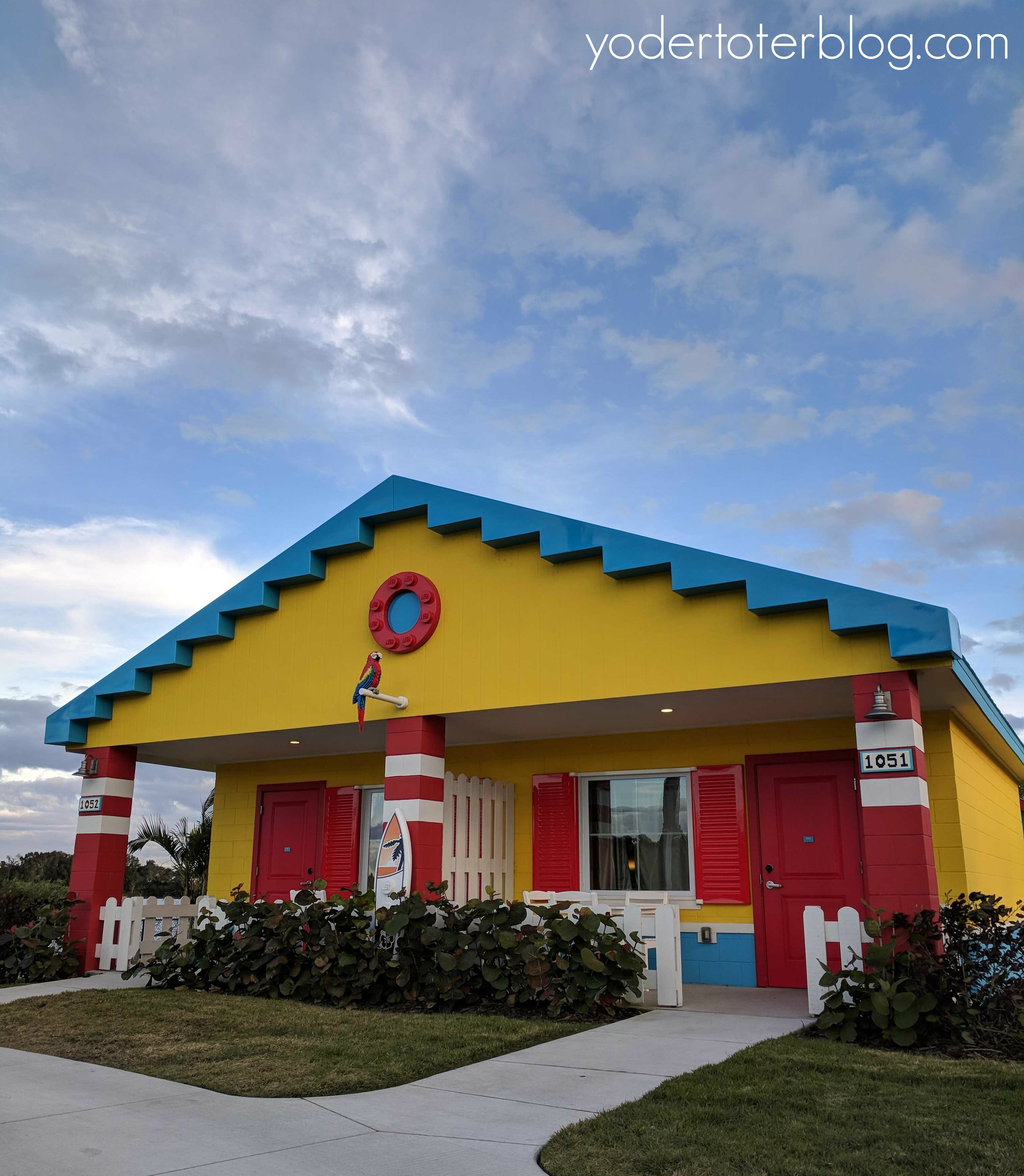 Oh my G-O-S-H: A stay at LEGOLAND Beach Retreat Resort in