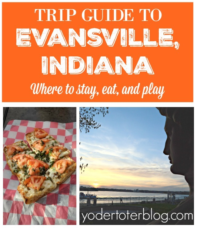 Things to do in Evansville, IN - Trip guide to Evansville, Indiana - where to stay, play, and eat- perfect for a weekend away with the family.