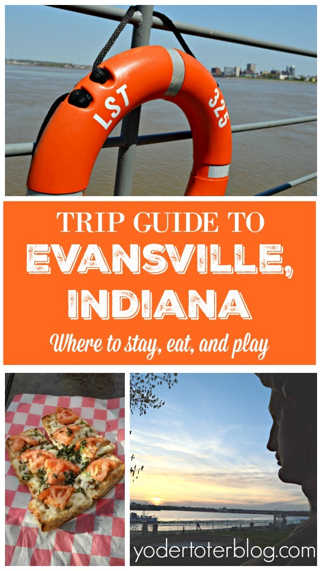 Things to do in Evansville, IN-  Here's my comprehensive trip guide for everything to do with kids in Evansville!  Don't miss this gem of Indiana and use my tips for where to stay, play, and eat!!  #visitEvansville
