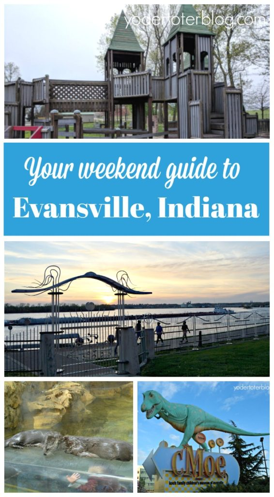 Things to do in Evansville, IN - Here is your ultimate guide for everything to do with the family in Evansville, Indiana. Tips for where to stay, dine, and play! #gotoEvansville #visitEvansville