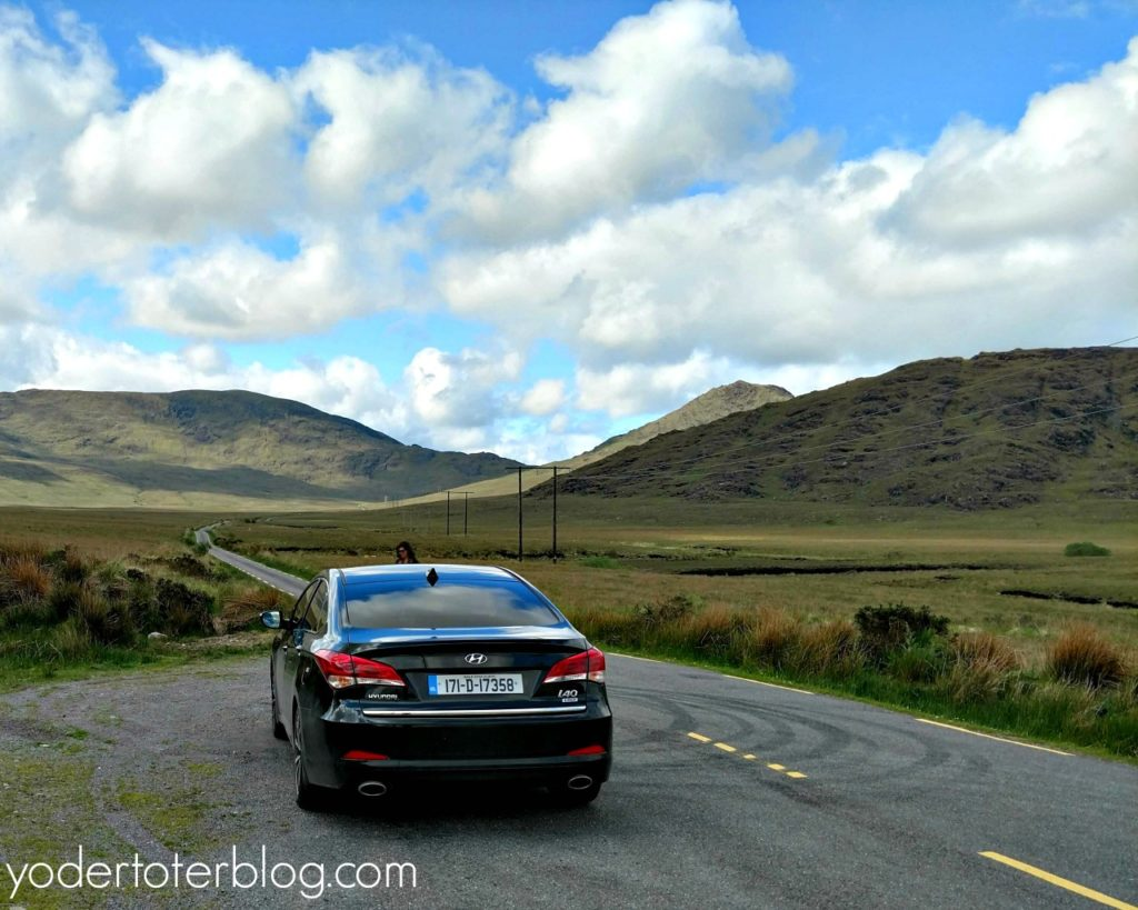 Ireland travel cost, travel to Ireland on a budget, road trip budget, Ireland rental car