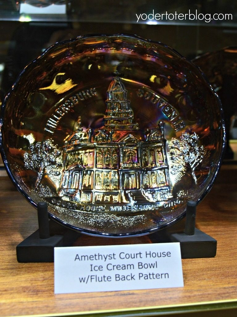 John Fenton, Millersburg Glass, Amish Country Byway, Holmes County Courthouse