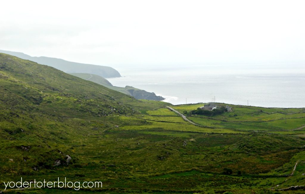 The Ring of Kerry & Skellig Ring - One day itinerary - views from the Skellig Ring