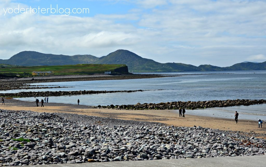 One day itinerary for the Ring of Kerry, Ring of Skellig. The view from Waterville was worth a stop!