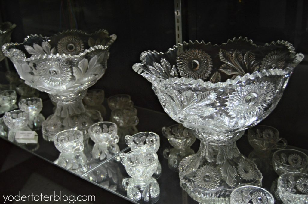 Millersburg Glass Museum, Amish Country Byway, Holmes County, John Fenton, Millersburg Glass