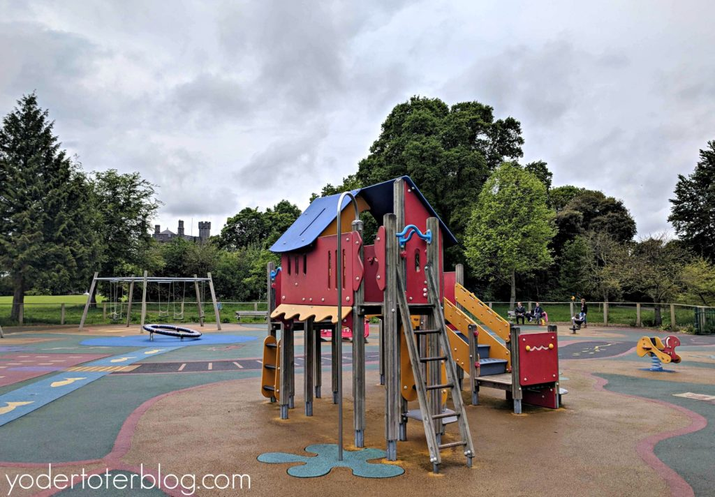 playgrounds of Ireland, Ireland with kids, kid-friendly Ireland - Make your trip to Ireland more kid-friendly by stopping at playgrounds along the tourist trail. Best playgrounds to visit while traveling Ireland with kids.