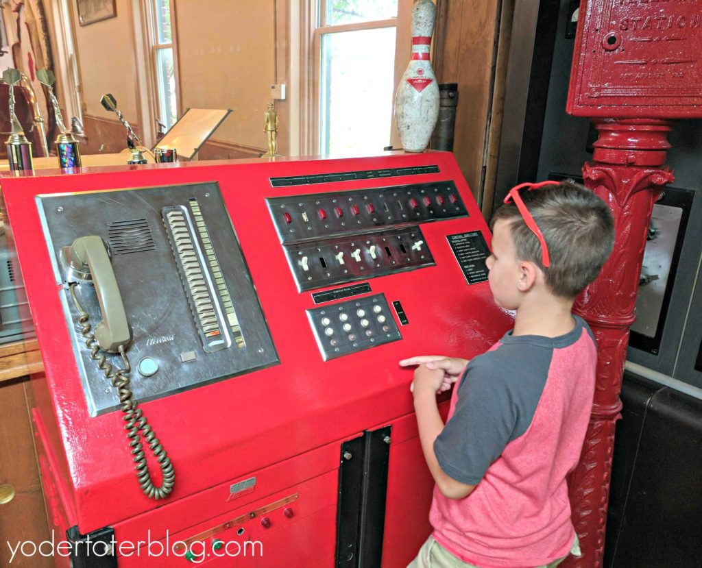 Fort Wayne Firefighters Museum. Things to do in Fort Wayne, Indiana.