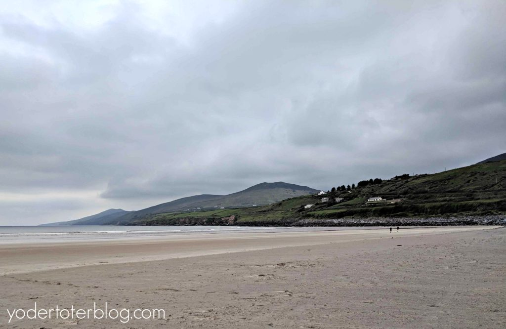 Dingle Peninsula in one day - Driving the Slea Head Drive and Dingle Peninsula in one day. Best stops for families on the Dingle Peninsula, Ireland.