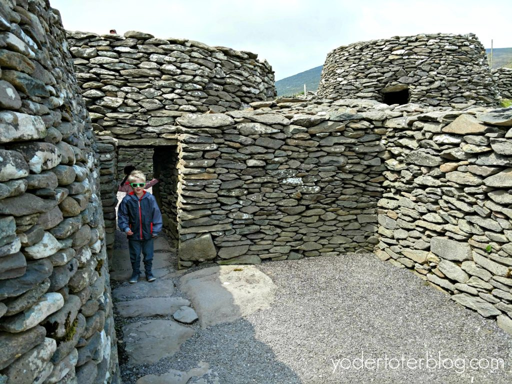 Beehive huts - Dingle Peninsula