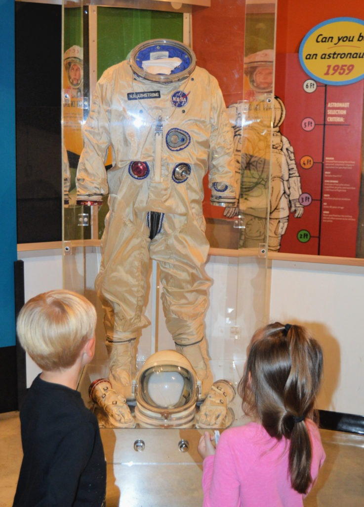 Things to do in Mercer and Auglaize Counties- Armstrong Air & Space Museum.
