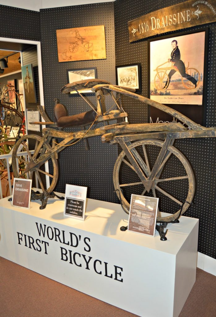 Things to do in Mercer & Auglaize Counties - The Bicycle Museum of America is perfect for all ages.