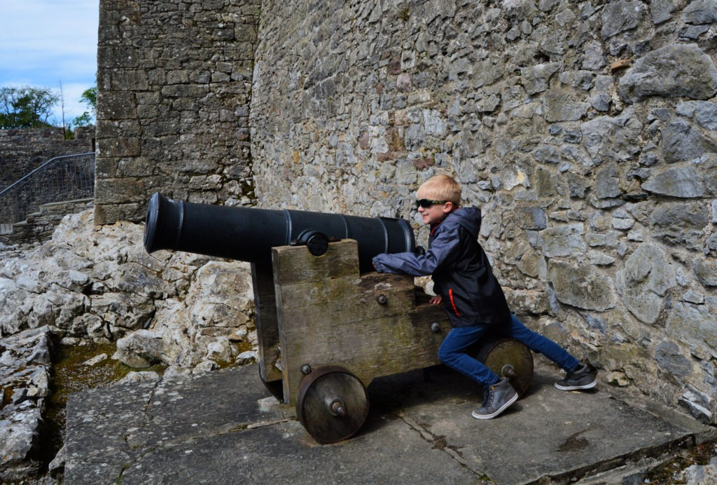 Cahir Castle, Things to do in Tipperary Ireland