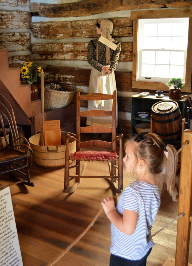 Things to do in Mercer & Auglaize Counties - visit Fort Recovery.