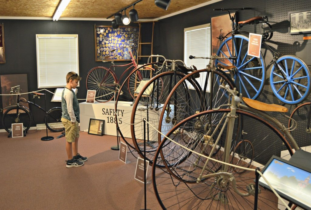 Things to do in Mercer & Auglaize County - The Bicycle Museum of America