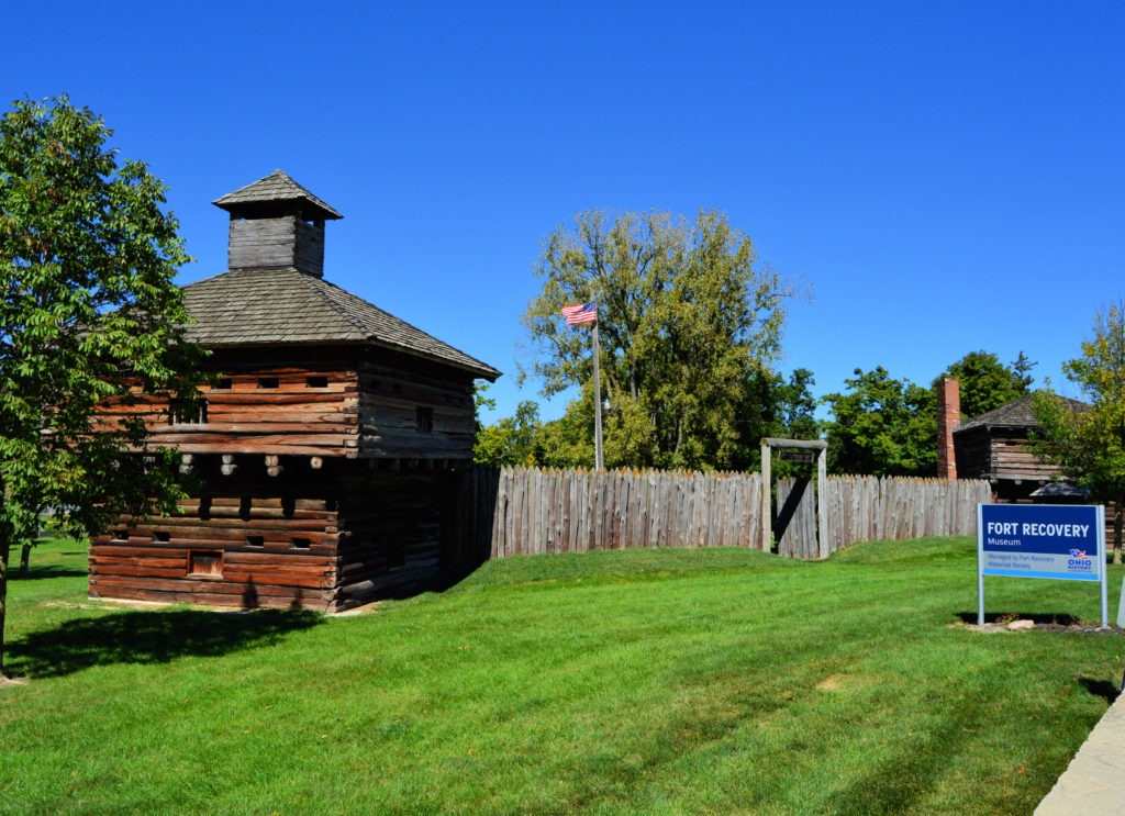 Things to do in Mercer & Auglaize Counties - visit Fort Recovery
