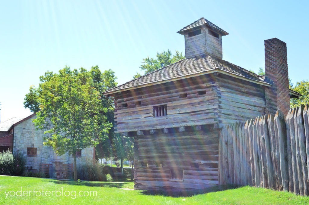 Things to do in Mercer & Auglaize Counties- Fort Recovery is just one of the many great attractions of Western Ohio. See my guide here.