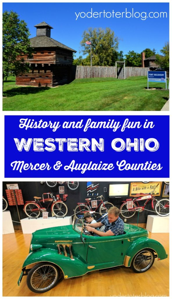 Things to do in Mercer & Auglaize Counties, Ohio - Don't miss these attractions throughout Western Ohio that are full of history and family fun!
