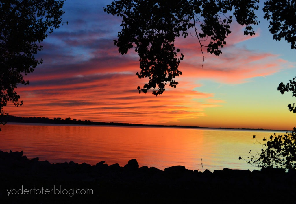 Things to do in Mercer & Auglaize County - Grand Lake St, Mary's sunset. Catch a sunset from the Grand Lake St, Mary's State Park