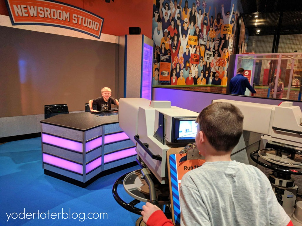 The Children's Museum of Indianapolis - World of Sports - Indianapolis Children's Museum. Things to do in Indianapolis
