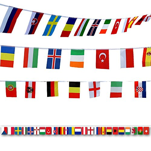World flag banner, travel decor, travel inspired decor, Amazon home furnishings, travel quote signs