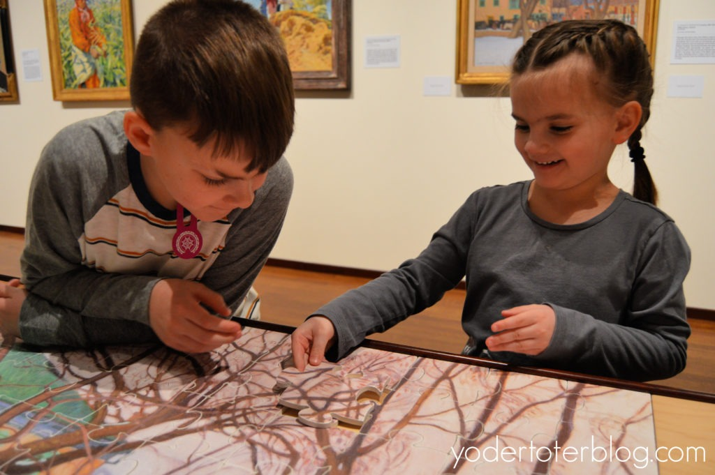 Kid-friendly things to do in Indianapolis, things to do in Indianapolis with kids, Eiteljorg Museum.