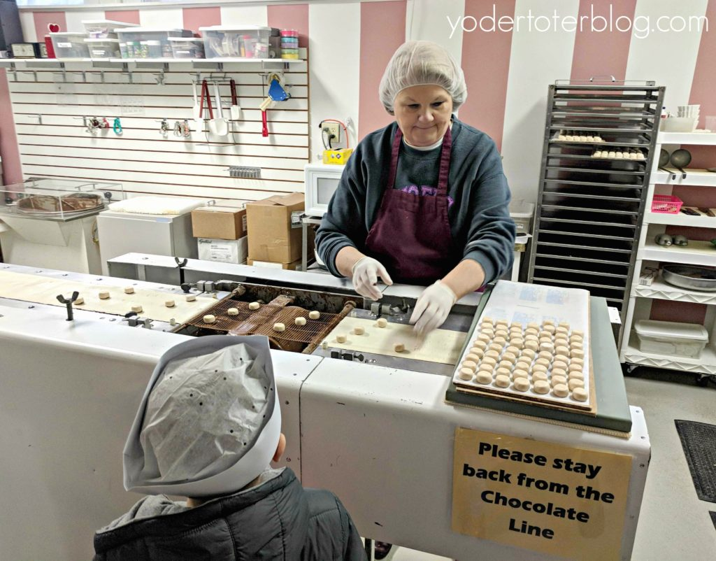 Abbott's Candies. Things to do in Richmond, Indiana.