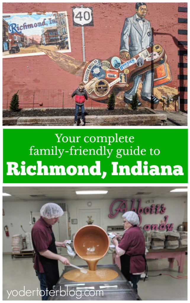 Things to do in Richmond, Indiana - Kid-friendly things to do in Richmond!  Best restaurants and attractions.  Here's my complete guide to Richmond.  #MidwestTravel #familytravel