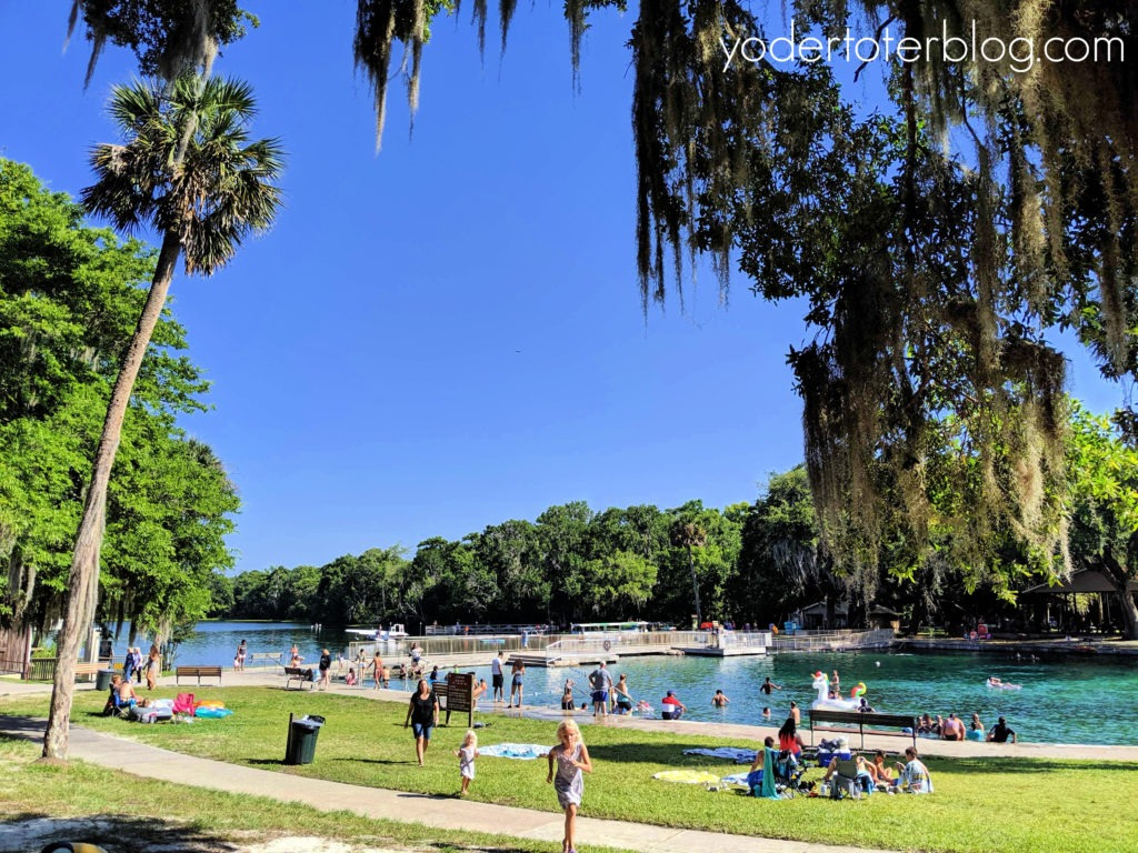 DeLeon Springs State Park.  Visit Old Florida on the St. Johns River and River of Lakes Corridor.  Book a Florida houseboat rental and enjoy scenic drives.