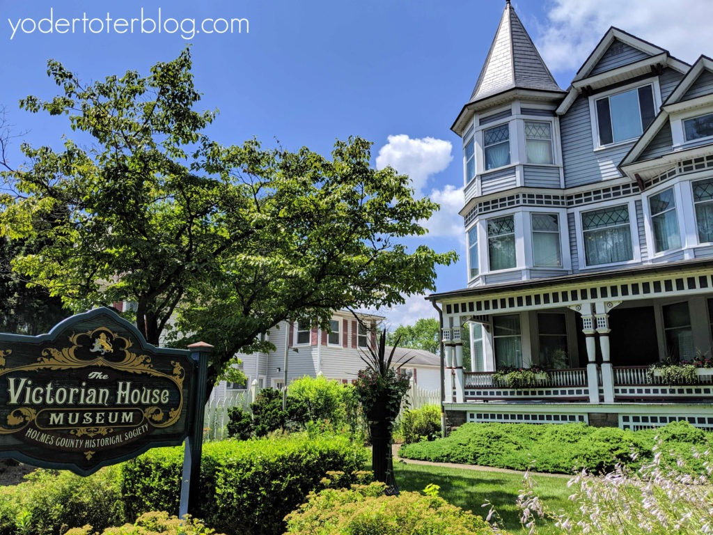 The Victorian House Museum is one of the most popular things to do in Millersburg, Ohio.  Learn more about 28-room Queen Anne home by taking a tour.