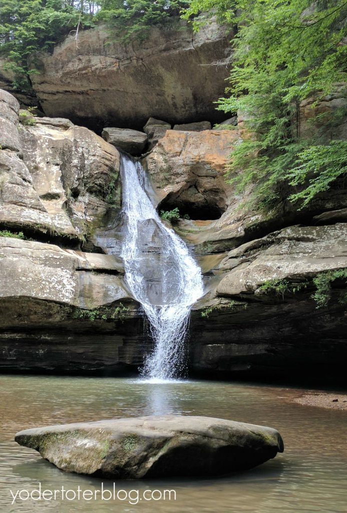 Cedar Falls.  Things to do in Ohio in August.