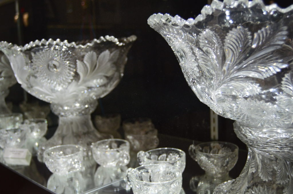 Things to do in Millersburg, Ohio.  Visit the Millersburg Glass Museum to learn more about John Fenton and Carnival Glass.