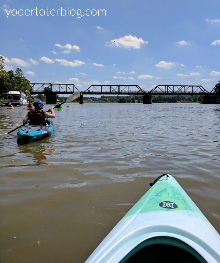 Things to do in Ohio in August. Have an adventure in Marietta at the Rivers Trails & Ales Festival