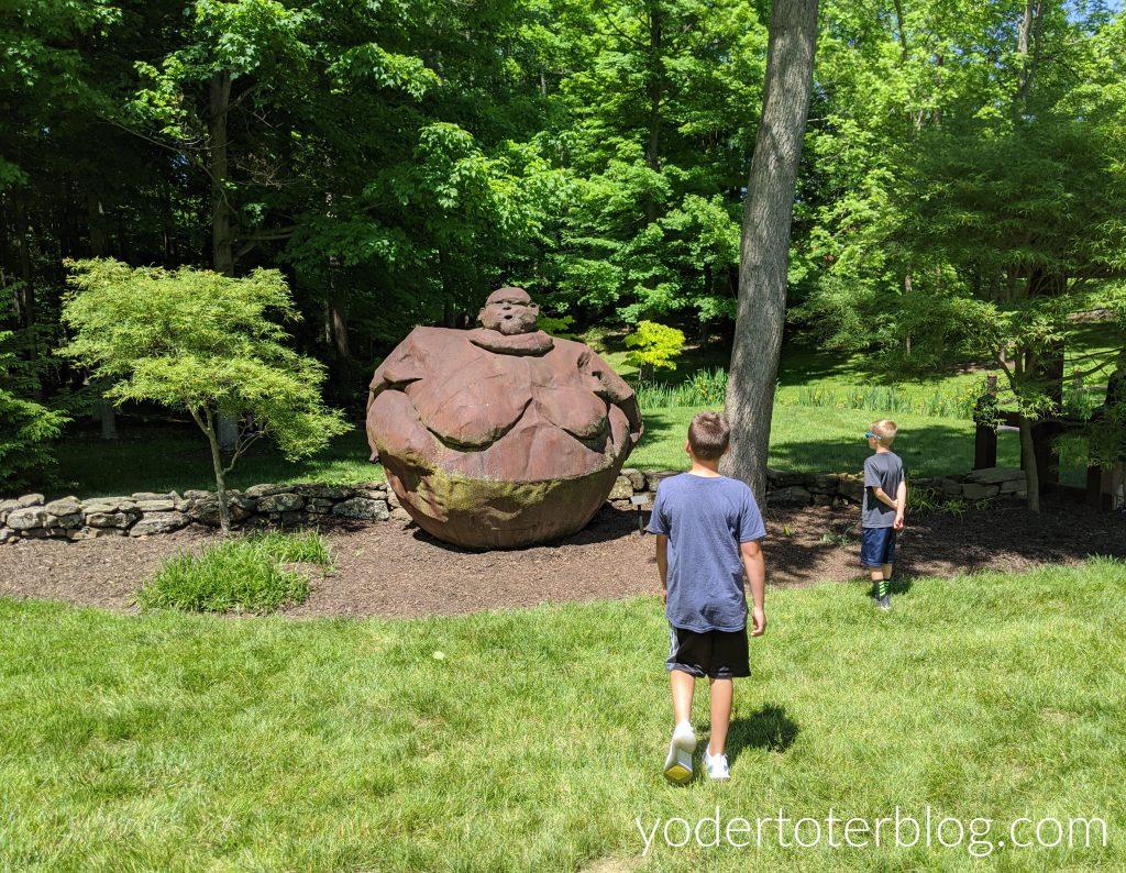 Schnormeier Gardens - Gambier Ohio- things to do in Ohio