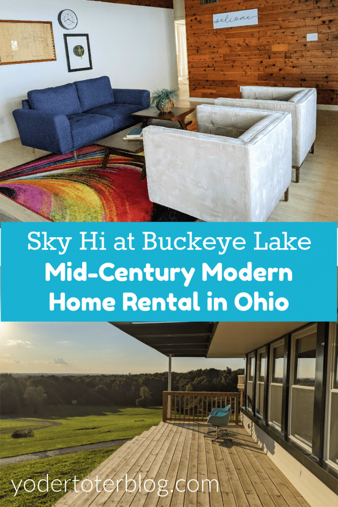 Sky Hi is a Buckeye Lake home rental with flair! Check out this amazing property in Buckeye Lake, Ohio, plus things to do in the area.