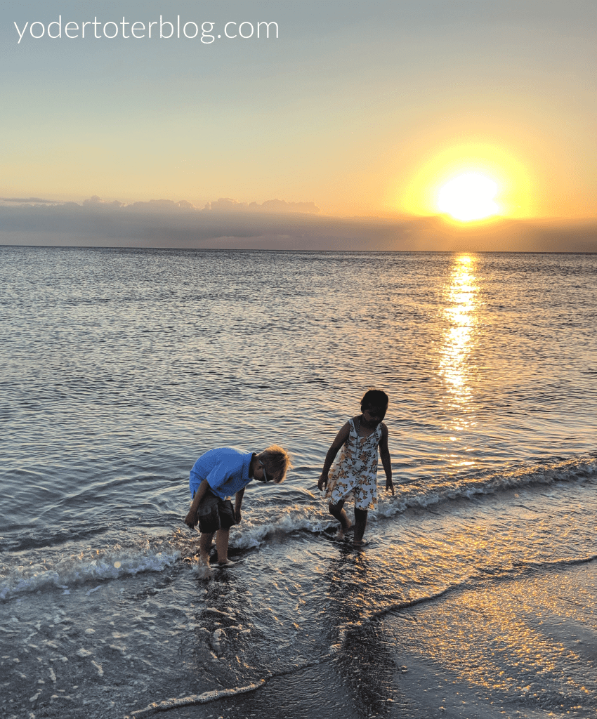 Sunset on Turner Beach, Captiva Island.  Just north of Sanibel Island and one of the best beaches in SW Florida.