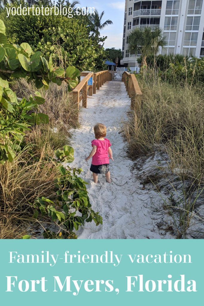 Family vacation guide to Fort Myers Beach, Florida.  Everything you need to know about visiting Fort Myers, Sanibel, or Cape Coral in Southwest Florida.