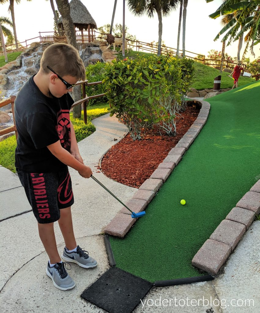 Jungle Golf, Fort Myers, Florida