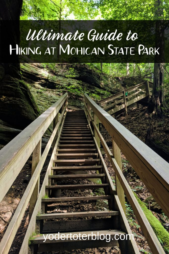 Family Adventure Guide to Mohican State Park - Ohio - things to do in ohio with kids- Mohican State Park trails.