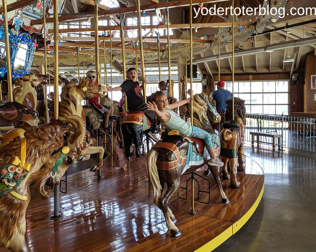 Richland Carrousel Park  - things to do in Mansfield, Ohio with kids