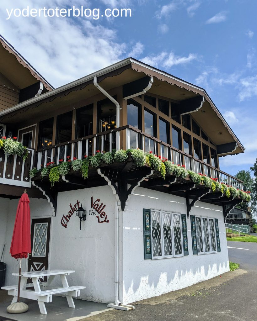 Best places to eat in Amish Country, Ohio - Chalet in the Valley