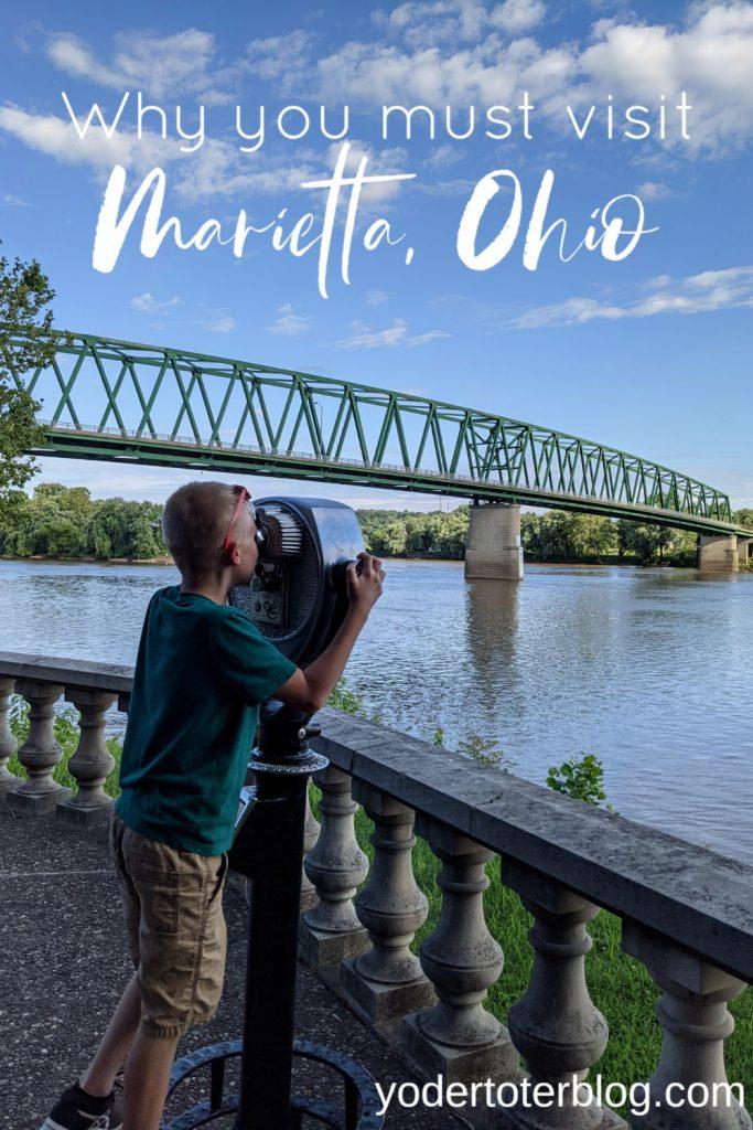 Five reasons you must visit Marietta, Ohio - things to do in Marietta, Ohio - Marietta Ohio with kids