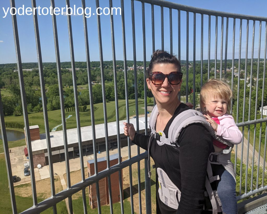 Things to do in Mt. Vernon, Ohio - Knox County - Climb the Rastin Tower in Ariel-Foundation Park