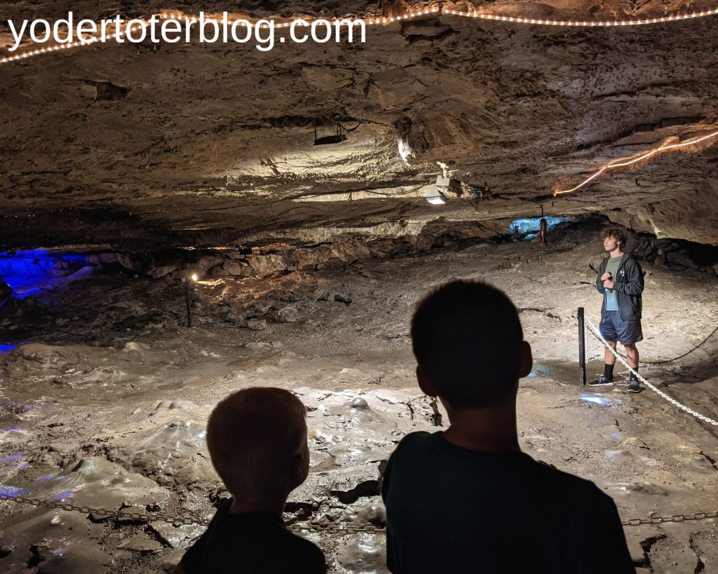 Things to do in Put-in-Bay with kids- Perry's Cave Family Fun Center - Things to do in Put-in-Bay for families